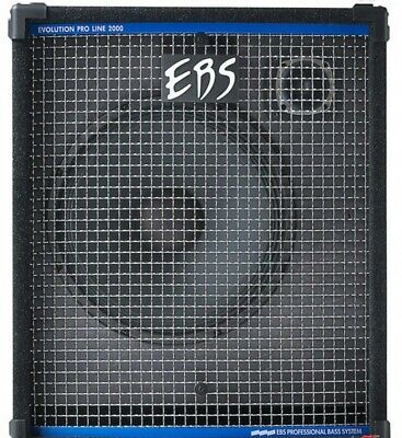 Ebs Proline Series 115 Bass Cabinet*Superb Quality Made In Sweden*Showroom Model