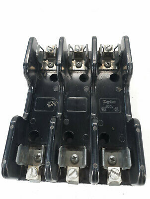 Taylor  60608 Fuse Holders 3P 600V 60A