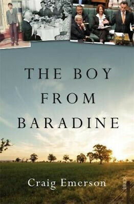 The Boy from Baradine by Craig Emerson.