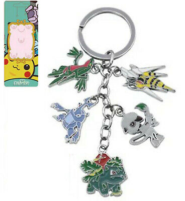 Heracross Grovyl & Others Keychain USA SELLER!!! FAST SHIPPING!