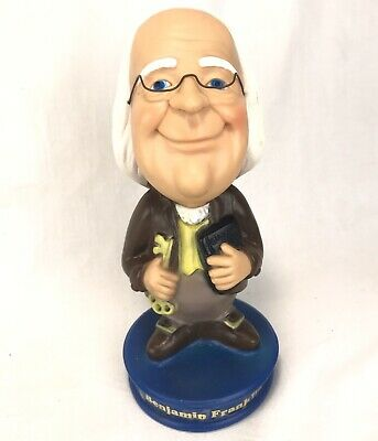Vintage Ben Franklin Coin Bank