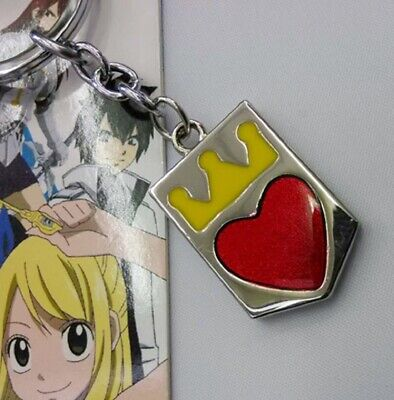 Anime Fairy Tail Keychain USA SELLER!!! FAST SHIPPING!