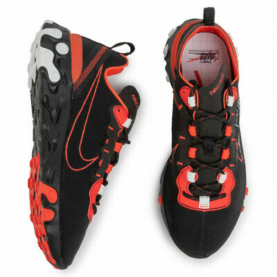 Nike React Element 55 Script Swoosh Pack Shoes Trainers