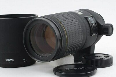 Sigma AF APO 180mm F/3.5 Macro EX HSM D Lens For Nikon [Very good] 06-Z43