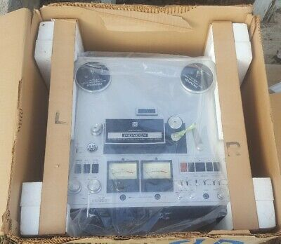 Pioneer Rt 1020L Stereo Tape Deck In Box Mint