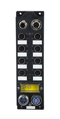 TURCK FXEN-IM16-0001-IP//CS30007 ETHERNET INPUT STATION FOR 16 SENSORS #213551