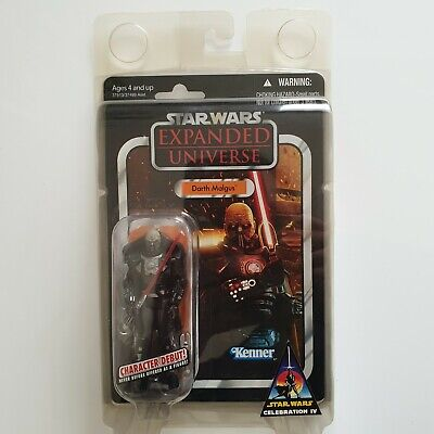 Star Wars Darth Malgus Expanded Universe Figure