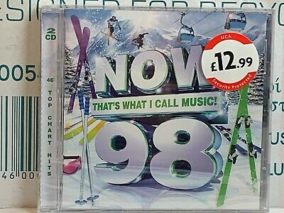 Now That's What I Call Music! Now 98 - CD - New & Sealed - WC4