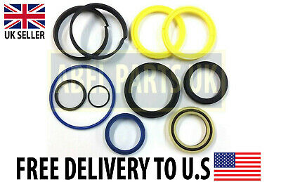 Jcb Parts - Ram Seal Kit Fits Jack Legs, Ext. Dipper (Part No. 991/00122)