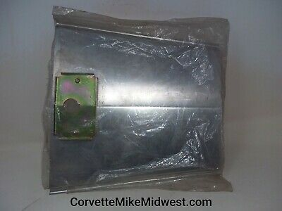 1963L-66 CORVETTE ANTENNA MOUNT GROUND PLATE PERFECT REPRODUCTION