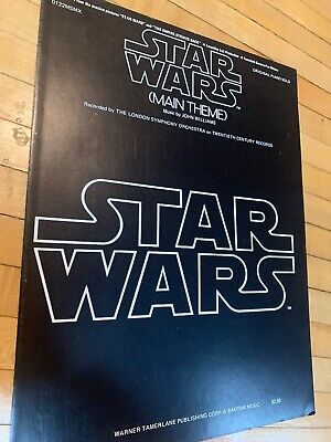 Star Wars Sheet Music E-Z Play Today Book NEW 000110284