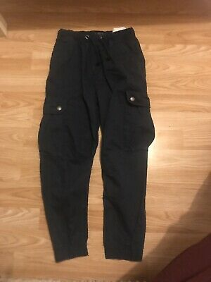 Next Navy Aged 8 Years Cargo Pants