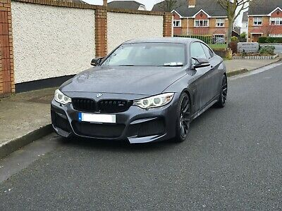 BMW 4 Series 430d mSport 2014 3L Coupe Diesel 325bhp