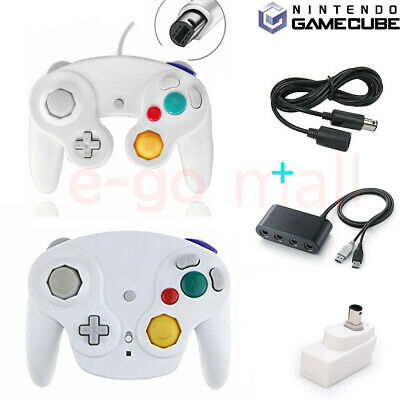 Wired / Wireless Gamecube Controller Gamepad Joystick for GameCube Wii Console
