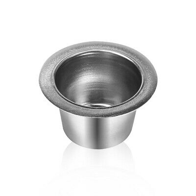 Stainless Steel Refillable/Reusable Coffee Capsule Pods For Nespresso Machine 1x