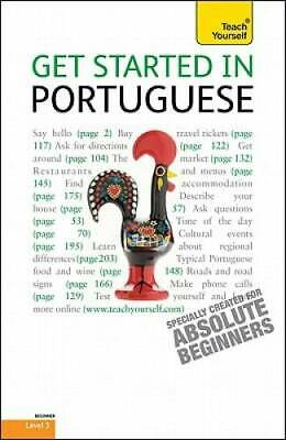 Get Started in Portuguese: A Teach Yourself Guide (TY: Language Guides)