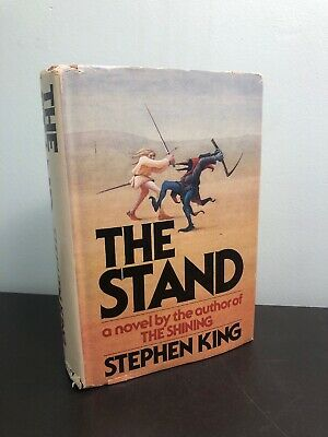 Stephen King, THE STAND, Hardcover, Original Cover