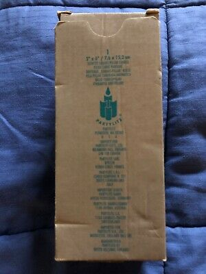 Partylite Scented Square Pillar Candle ARTIC OASIS NIB