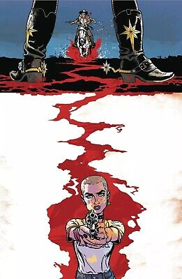 UNDONE BY BLOOD #1 CVR A KIVELA AFTERSHOCK  2/12/20 Free Shipping Available