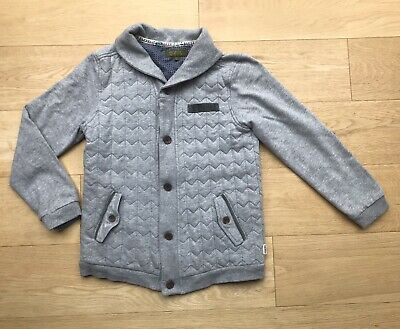 TED BAKER *8-9y BOYS DESIGNER QUILTED JACKET AGE 8-9 YEARS