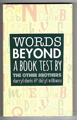 Words Beyond a Book Test by The Other Brothers - New Mentalism Book Test Trick