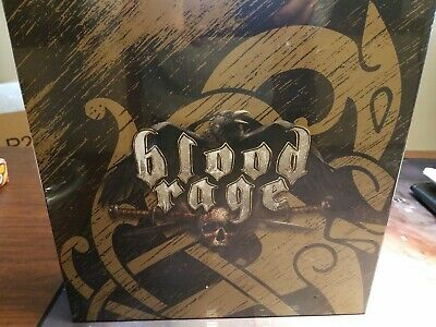 Blood Rage 2019 CMON Kickstarter Exclusive Physical Viking Pledge PRESALE
