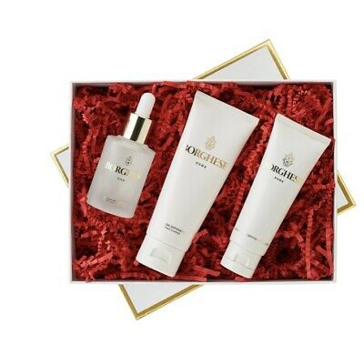 Borghese Treatment Trio - 3 pc Gift Set ~$126 value *New/Sealed Pack