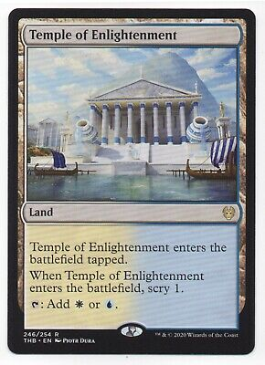 MTG Theros Beyond Death Rare Temple of Enlightenment, M-NM NBP