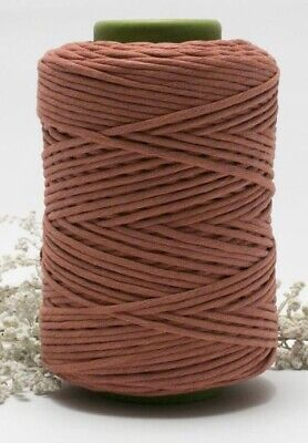 Macrame 5mm Luxe Cotton String