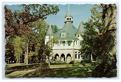 Postcard The Maine State Building, Poland Springs, Maine  A21