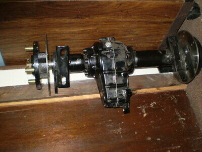 Ewheels Ew36 And Others Transaxle Gearbox No Motor With Brake Discs