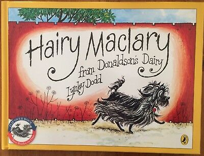 Hairy Maclary From Donaldson's Dairy & Hat Tricks ~ Lynley Dodd ~ New Hardcover