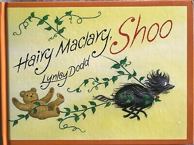 Hairy Maclary Shoo ~ Lynley Dodd ~ New Hardcover Book