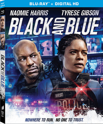 Black and Blue (New Bluray, Slipcover, No Digital)