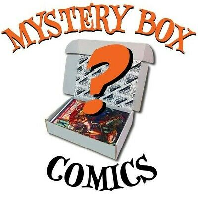 Mystery Box Comic Book Grab Bags 2 Comic including chances of a Signed CGC 9.8
