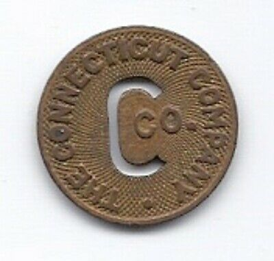 transit token CT35U  Still valid! Connecticut Greater Bridgeport Transit