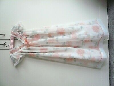 Vintage St Michael Double Layer Nylon Baby Doll Nightdress