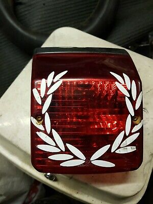 Lml Star Rear Light