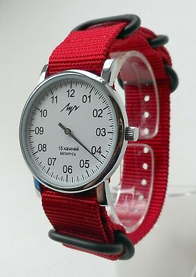 Reloj Luch One Hand Russian 77471760