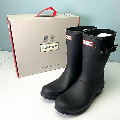 Hunter Original Short Rain Boots Women's NEW Choose your color and size