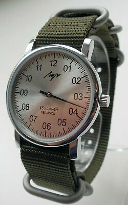 Reloj Luch One Hand Russian 77471762