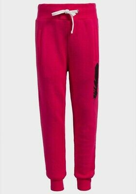 D6 Soul Girls Kids California Jogging Pants (French Rose/Pink)
