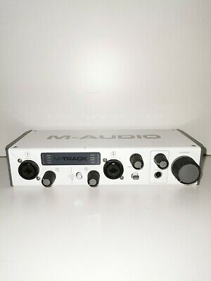 M AUDIO M Track USB Interface Audio MKII