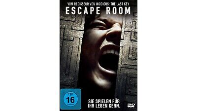 DVD: Escape Room NeU / OvP  # Horror