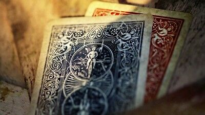 Magic Trick Series1800 Marked Morph Deck - Magic Deck Of Bicycle Cards Gaffed.