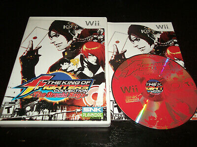 The King of Fighters Collection The Orochi Saga (Nintendo Wii, 2008)