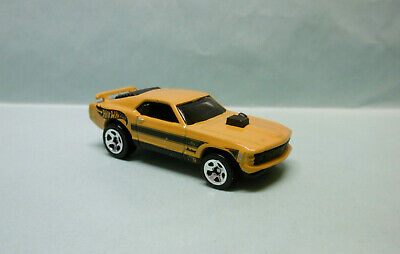 Hot Wheels - FORD MUSTANG MACH 1 - 2018 Pack de 10 Modèle Exclusif - loose 1/64