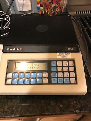 Friden Alcatel Digital Scale 8505 Pre Owned Working Condition