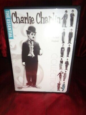 Essential Charlie Chaplin, The - Vol. 6 (DVD, 2003) Work, A Woman, The Bank.....