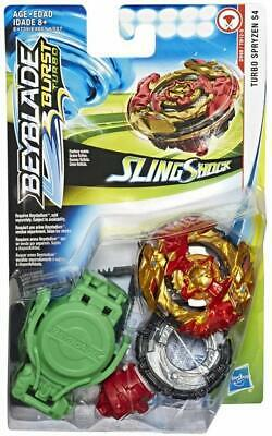 Beyblade Burst TURBO SPRYZEN S4 SlingShock Top Launcher Sling Shock - Brand New